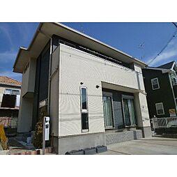 [一戸建] 茨城県牛久市ひたち野西4丁目 の賃貸【/】の外観