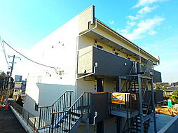 ブライトワン[2階]の外観