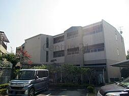クレール東多田[1階]の外観