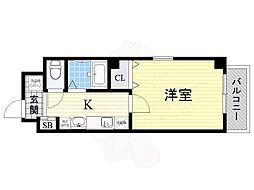 岸里駅 4.7万円