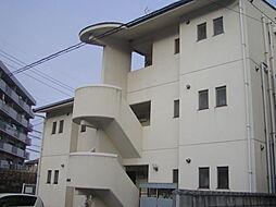 広島県呉市焼山此原町の賃貸マンションの外観