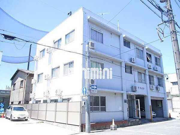 ザ・ウイング 3階の賃貸【愛知県 / 名古屋市南区】