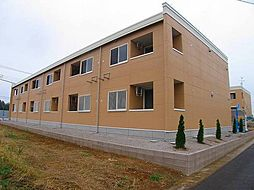 千葉県八千代市吉橋の賃貸アパートの外観