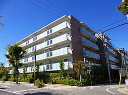 甲子園六石町ハイツ[3階]の外観