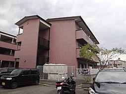 ベルヴィルC[1階]の外観