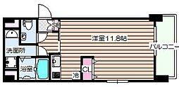ジュネーゼ野田エコール[8階]の間取り