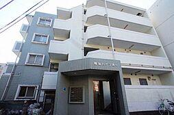 鎧坂ハイツ[2階]の外観