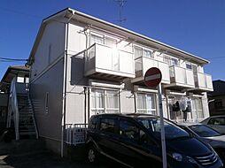 ベイハウスK[1階]の外観