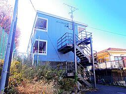 東京都練馬区大泉町2丁目の賃貸マンションの外観