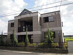 愛知県小牧市大字林の賃貸アパートの外観