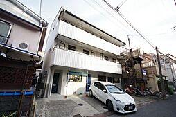 宮之阪コーポ[3階]の外観