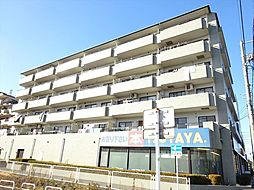 神奈川県横浜市港南区丸山台4丁目の賃貸マンションの外観