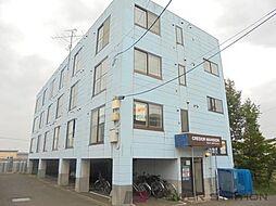 クレドールマンション[3階]の外観