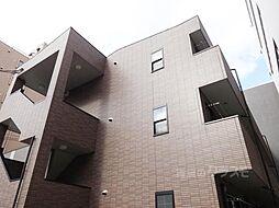 アンプルールフェールSHIBATA[1階]の外観