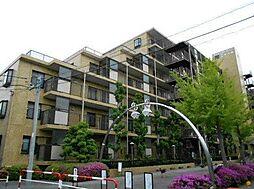 ライオンズマンション市川本八幡[1階号室]の外観