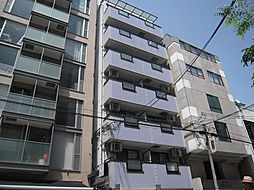 JUNWAマンション[1階]の外観