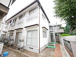 田中アパート[103号室]の外観