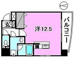 日興ビル持田[302 号室号室]の間取り