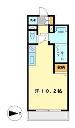 NS ZEAL大曽根[10階]の間取り