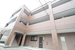 愛知県名古屋市名東区高間町の賃貸アパートの外観