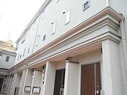 東京都世田谷区南烏山5丁目の賃貸アパートの外観