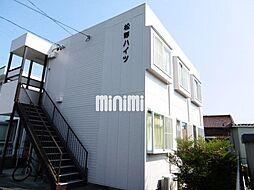 松野ハイツ[1階]の外観