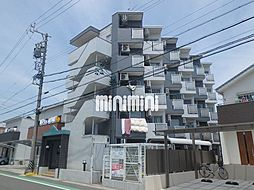 BELLE TOPIA 稲沢 V[4階]の外観