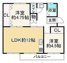 北花田駅 680万円