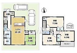 石清水八幡宮駅 2,690万円