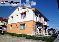 ジュネスナシノキB棟[1階]の外観