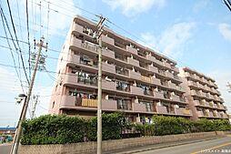 愛知県名古屋市港区高木町3丁目の賃貸マンションの外観