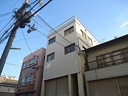 クローバーマンション[2階]の外観