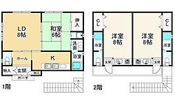 東福寺駅 5,200万円