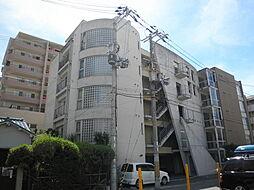 アレグレット高石[3階]の外観