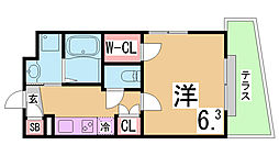 月見山駅 5.7万円