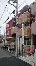 兵庫県尼崎市小中島1丁目の賃貸マンションの外観