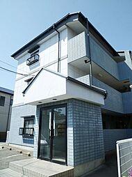 愛知県名古屋市瑞穂区津賀田町2丁目の賃貸アパートの外観