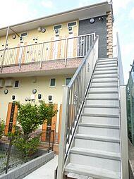 ユナイト浅田 アールグレイの杜[2階]の外観