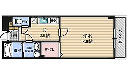 ジョイーレ[2階]の間取り