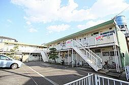 大阪府高槻市安満東の町の賃貸アパートの外観