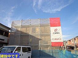 上野町アパート B棟[0202号室]の外観