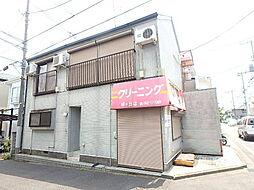 神奈川県座間市緑ケ丘3丁目の賃貸アパートの外観