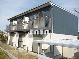 DOLPHIN HOUSE[2階]の外観