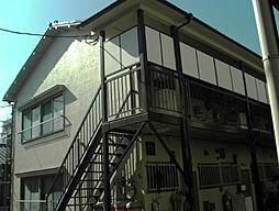 東京都足立区六月1丁目の賃貸アパートの外観