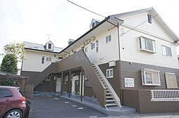 ソレイユスヤマ[1階]の外観