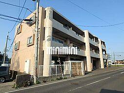 宮城県仙台市若林区古城3丁目の賃貸マンションの外観