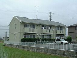 セジュールHanano A棟[2階]の外観