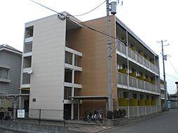神奈川県海老名市上今泉3丁目の賃貸マンションの外観