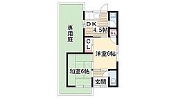 [一戸建] 愛知県名古屋市守山区金屋2丁目 の賃貸【/】の間取り