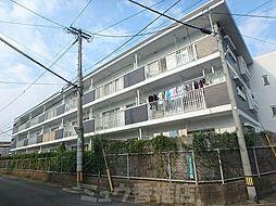 福岡県福岡市東区香住ケ丘3丁目の賃貸マンションの外観